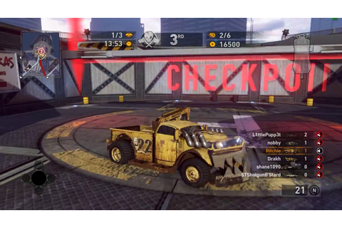 Carmageddon: Max Damage MultiPlayer - YouTube
