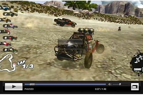 Score International Baja 1000 Review - IGN