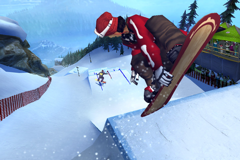 Shaun White Snowboarding: World Stage - Wii Review ...