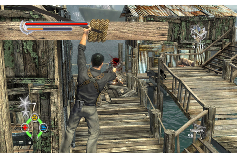 Stranglehold Game - Free Download Full Version For Pc