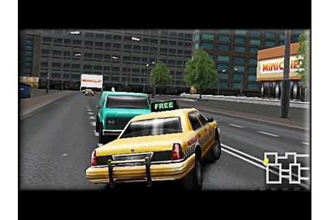Cab Driver Game - YouTube