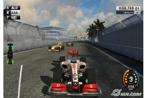 F1 2009 Hands-on - IGN