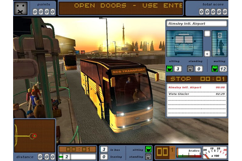 Bus Driver 2007 PC Game - Free Download Full Version For PC