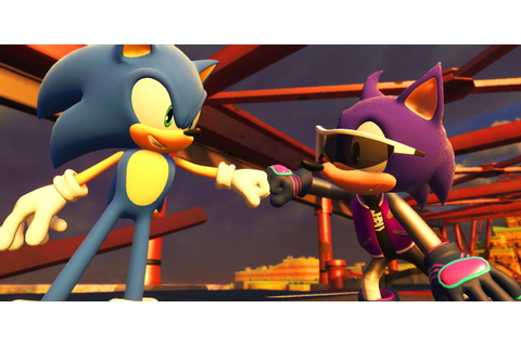 Sonic Forces - How Fans Are Fixing The Game With Mods ...