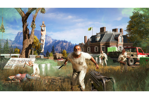 Far Cry 5 review: Politically charged and powerful return ...