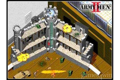 Army Men II Download on Games4Win