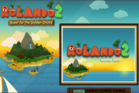 Rolando 2: Quest for the Golden Orchid teaser site goes ...