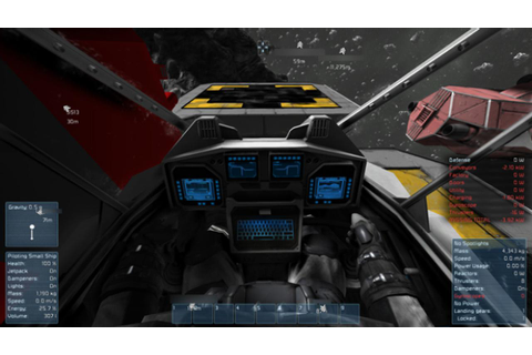 10 space sim games that will keep you flying point-five ...