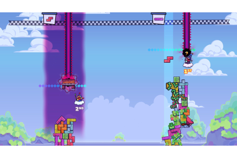 Tricky Towers - (PC, PS4, Mac, Linux) - 3DJuegos