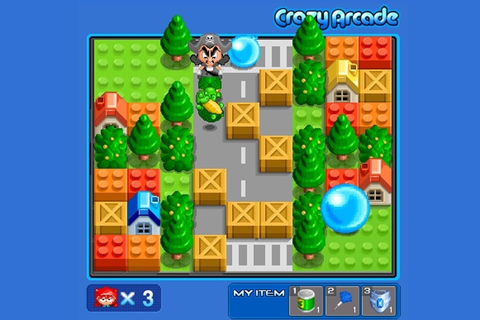 Balloon Bomber on Qwant Games