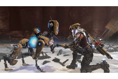 "ReCore HDR Update Is ""Coming"", Release Scheduled For Next Year"