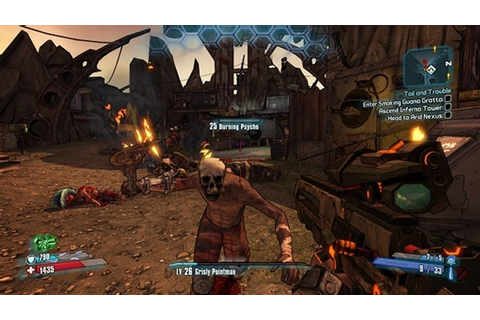 Borderlands 2 Game - Free Download Full Version For PC