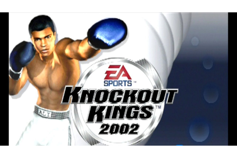 Knockout Kings 2002 ... (PS2) - YouTube