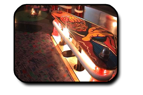 Firepower Pinball | Liberty Games