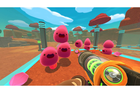 The adorable Slime Rancher might be the next big indie hit