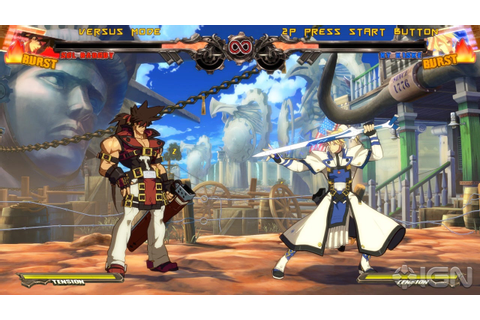 Guilty Gear Xrd -SIGN- Review - IGN