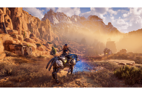 Leaked Horizon Zero Dawn Screenshots Show Some Amazing ...
