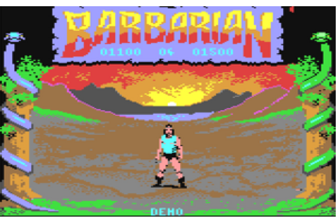 Barbarian - The Ultimate Warrior - C64-Wiki