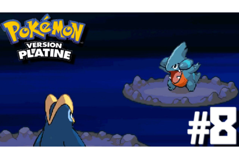 Pokémon Version Platine #8 - Criknot viens à moi !!! |DS ...