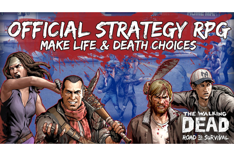 The Walking Dead: Road to Survival - Android Apps on ...