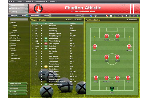 Football Manager 2007 › Games-Guide