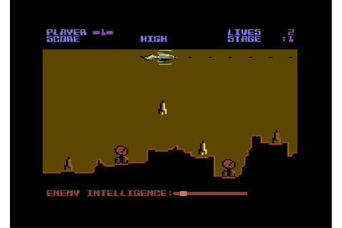 Download Penetrator (Commodore 64) - My Abandonware