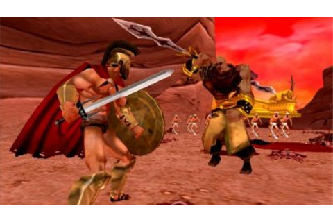 300: March to Glory - PSP - Review