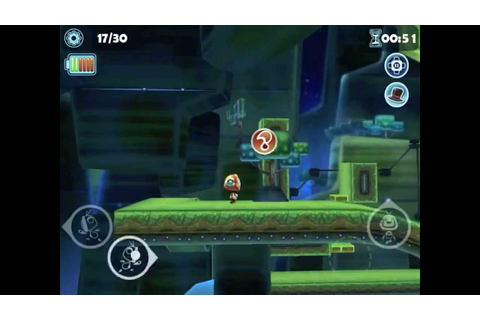 Cordy for iOS and Android (3D Platformer Gameplay) [HD ...