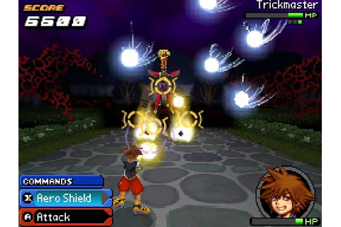 Kingdom Hearts Re:coded - shopemalls.com