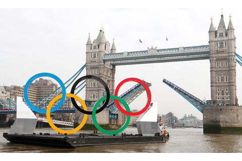 Olympic Preparations for London 2012 - The Atlantic