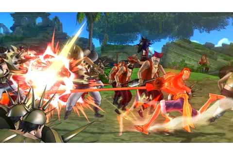 One Piece Pirate Warriors 2 Full Version Free Download PS3 ...