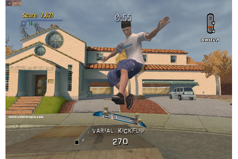 Tony Hawk Pro Skater 3 Pc CS Game Free Download Full ...