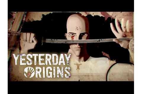 Yesterday Origins - E3 2016 Teaser Trailer - YouTube