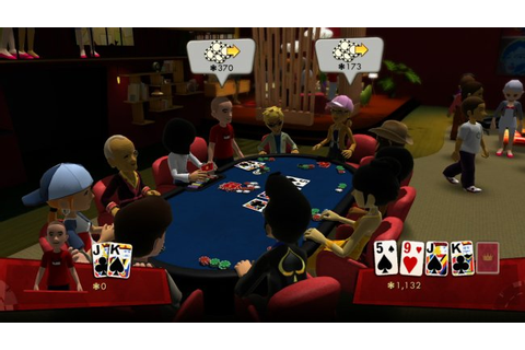 Screenshots zu Full House Poker