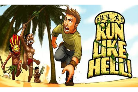 Run Like Hell! Android apk game. Run Like Hell! free ...