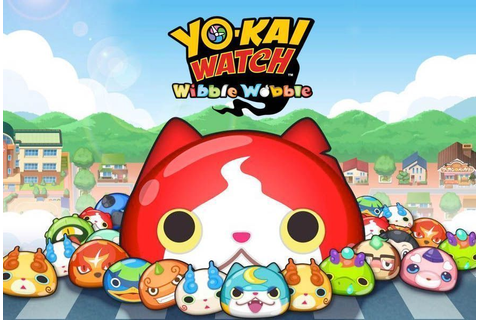 Yo-Kai Watch Wibble Wobble for Android [APK] out now!
