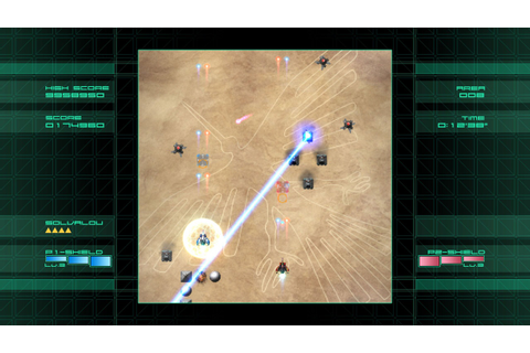 Gamed.nl - Xevious Resurrection