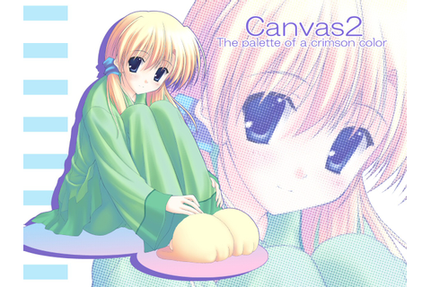 Canvas 2: Niji-iro no Sketch: Bedtime Smile - Minitokyo