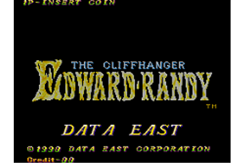 The Cliffhanger - Edward Randy (World ver 1) - Mamepedia ...
