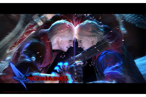 Devil May Cry, Devil May Cry 4, Video Games, Dante, Nero ...