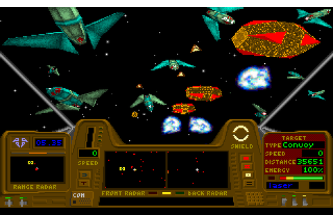 Star Quest 1 in the 27th century (1995) by Virtual ...