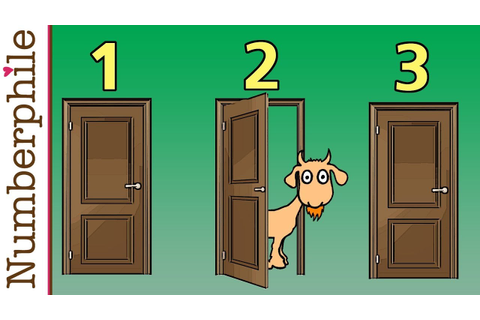 Monty Hall Problem - Numberphile - YouTube