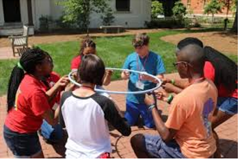 Team-Building Games and Activities for the Classroom ...
