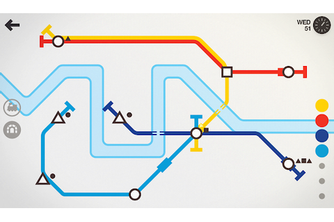 Mini Metro - Full Version Game Download - PcGameFreeTop