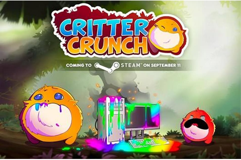 Critter Crunch barfs up on Steam Sept. 11 | Engadget