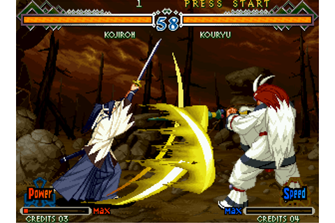 The Last Blade 2 - TFG Review / Artwork Gallery