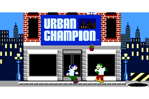 Urban Champion | NES | Games | Nintendo
