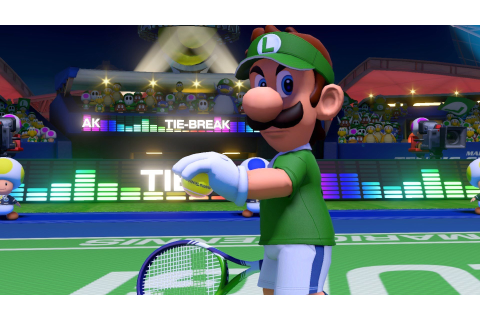 Mario Tennis Aces Reveals Release Date, Characters, Tricks ...