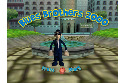 Blues Brothers 2000 Download Game | GameFabrique