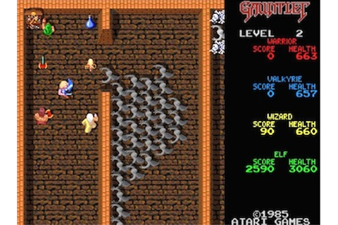 Gauntlet (Video Game) - TV Tropes